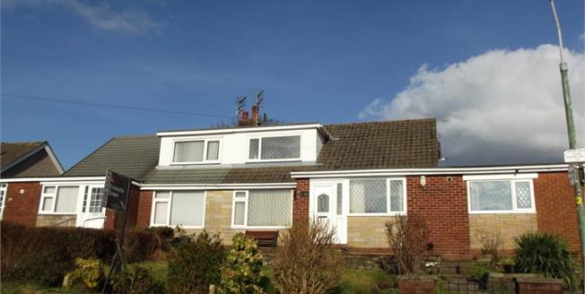 Offers in the region of £163,000, 4 Bedroom Semi Detached Bungalow For Sale in Padiham, BB12