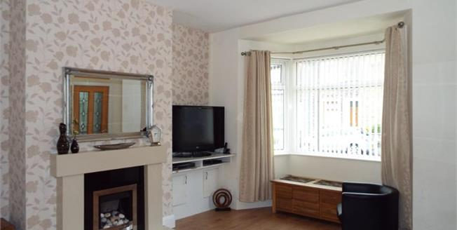 Offers Over £90,000, 3 Bedroom Terraced House For Sale in Burnley, BB10