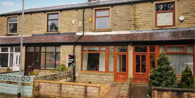 Asking Price £120,000, 3 Bedroom Terraced House For Sale in Burnley, BB11