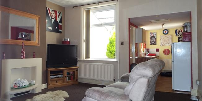 Offers Over £62,000, 2 Bedroom Terraced House For Sale in Burnley, BB10