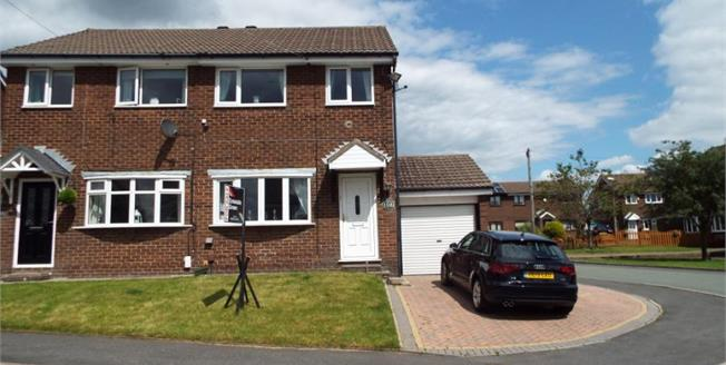 Offers in the region of £130,000, 2 Bedroom Semi Detached House For Sale in Burnley, BB10