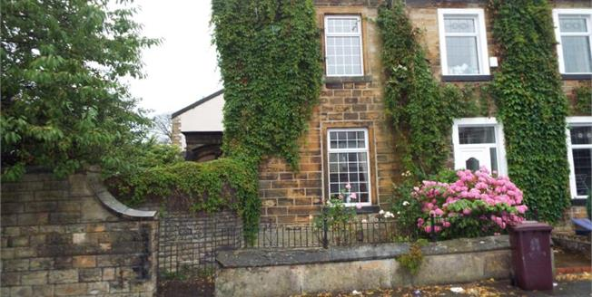 Offers in the region of £110,000, 3 Bedroom End of Terrace House For Sale in Burnley, BB10