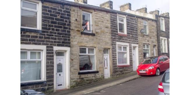 Offers in the region of £90,000, 3 Bedroom Terraced House For Sale in Briercliffe, BB10