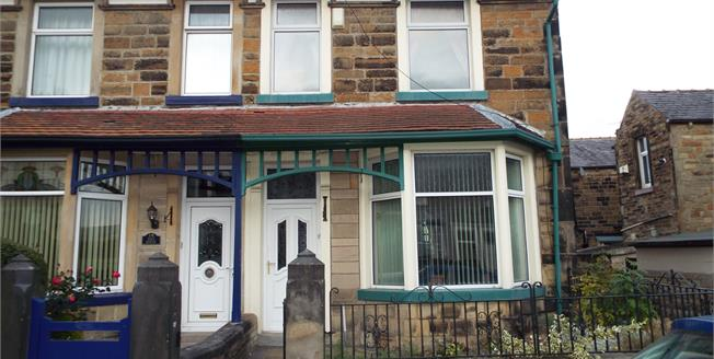 Offers Over £140,000, 3 Bedroom Semi Detached House For Sale in Burnley, BB11