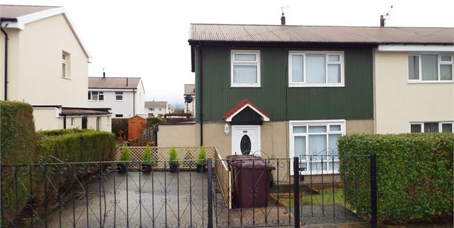 Asking Price £110,000, 3 Bedroom Semi Detached House For Sale in Burnley, BB10