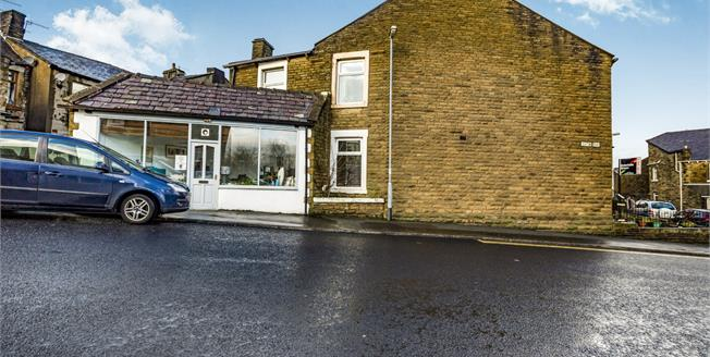 Asking Price £135,000, 4 Bedroom End of Terrace House For Sale in Burnley, BB12