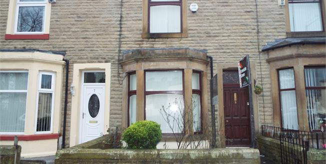 Offers in the region of £60,000, 2 Bedroom Terraced House For Sale in Burnley, BB10