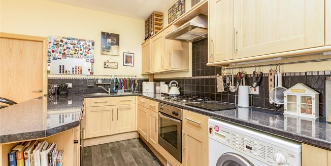 Offers Over £95,000, 2 Bedroom Flat For Sale in Briercliffe, BB10