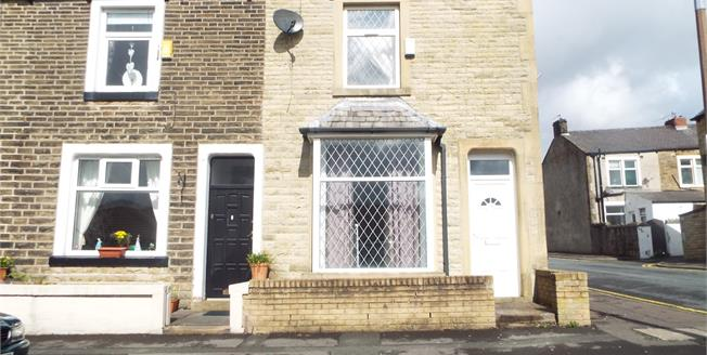 Offers Over £65,000, 2 Bedroom End of Terrace House For Sale in Burnley, BB10