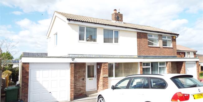 Offers in the region of £170,000, 3 Bedroom Semi Detached House For Sale in Burnley, BB11