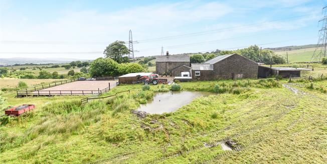 Offers Over £800,000, 4 Bedroom Detached House For Sale in Burnley, BB11