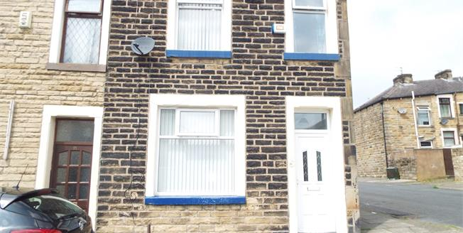 Offers Over £60,000, 3 Bedroom End of Terrace House For Sale in Burnley, BB12