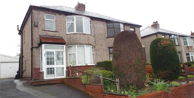 Offers Over £130,000, 3 Bedroom Semi Detached House For Sale in Burnley, BB11