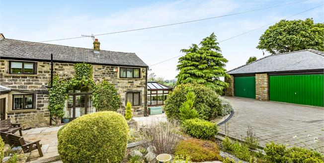Offers Over £315,000, 3 Bedroom Semi Detached House For Sale in Brierfield, BB9