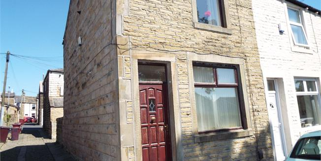 Offers Over £80,000, 2 Bedroom End of Terrace House For Sale in Briercliffe, BB10