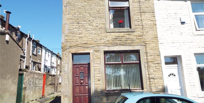 Offers Over £75,000, 2 Bedroom End of Terrace House For Sale in Briercliffe, BB10