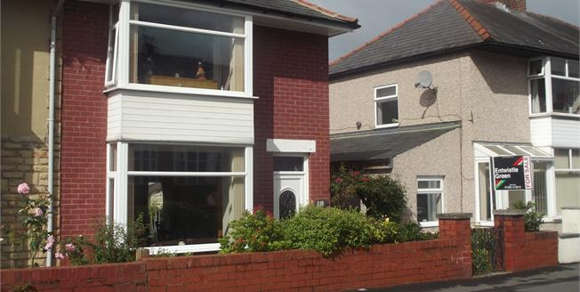 Offers Over £95,000, 2 Bedroom Semi Detached House For Sale in Burnley, BB10