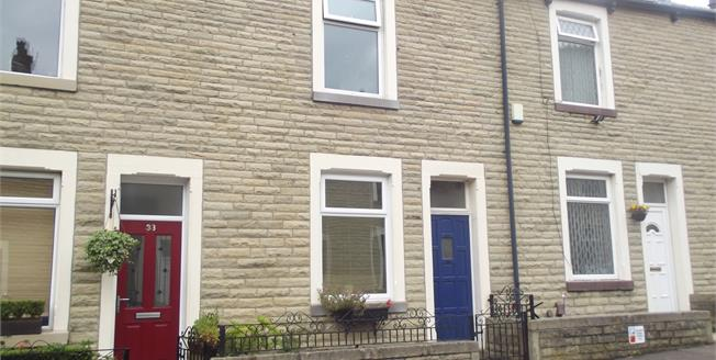 Offers Over £60,000, 2 Bedroom Terraced House For Sale in Burnley, BB11