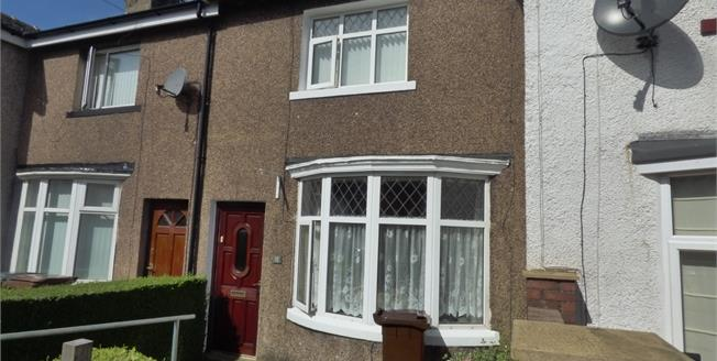 Offers in excess of £53,000, 2 Bedroom Terraced House For Sale in Nelson, BB9