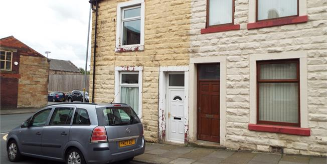 Offers Over £55,000, 3 Bedroom End of Terrace House For Sale in Padiham, BB12