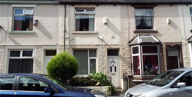 Asking Price £60,000, 2 Bedroom Terraced House For Sale in Burnley, BB10