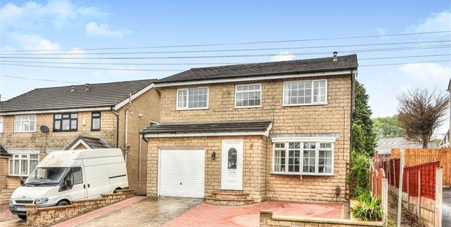 Offers Over £180,000, 4 Bedroom Detached House For Sale in Brierfield, BB9