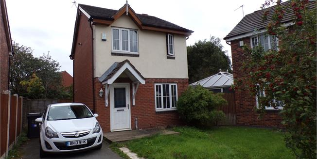 Offers in the region of £105,000, 2 Bedroom Detached House For Sale in Oswaldtwistle, BB5