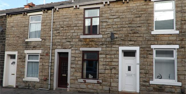 Offers Over £65,000, 2 Bedroom Terraced House For Sale in Oswaldtwistle, BB5