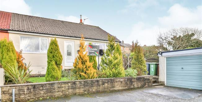 Offers in the region of £125,000, 2 Bedroom Semi Detached Bungalow For Sale in Brierfield, BB9