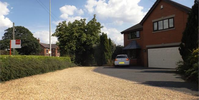 Offers in excess of £400,000, 5 Bedroom Detached House For Sale in Charnock Richard, PR7