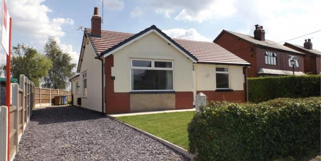 £249,995, 4 Bedroom Detached Bungalow For Sale in Charnock Richard, PR7