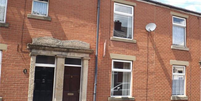 Offers in excess of £90,000, 2 Bedroom Terraced House For Sale in Chorley, PR7