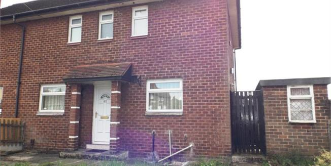 Offers Over £85,000, 3 Bedroom Semi Detached House For Sale in Chorley, PR7