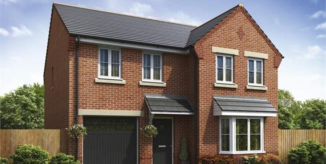 £261,995, 4 Bedroom Detached House For Sale in Clayton-le-Woods, PR6