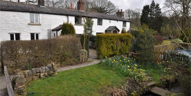Offers Over £300,000, 2 Bedroom Terraced Cottage For Sale in Heapey, PR6