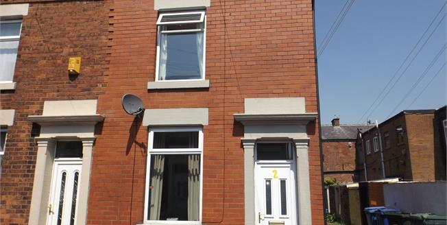 Offers Over £85,000, 2 Bedroom Terraced House For Sale in Chorley, PR7