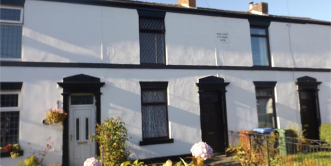 Offers in excess of £135,000, 2 Bedroom Terraced Cottage For Sale in Higher Wheelton, PR6