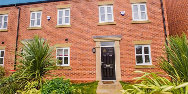 Offers in excess of £190,000, 3 Bedroom Terraced House For Sale in Chorley, PR6