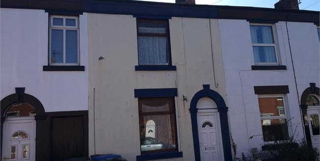 Offers in excess of £65,000, 2 Bedroom Terraced House For Sale in Chorley, PR7