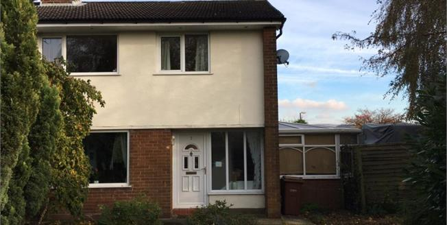 Offers Over £180,000, 3 Bedroom Semi Detached House For Sale in Chorley, PR6