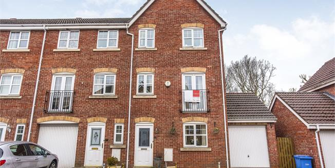 Asking Price £189,950, 4 Bedroom End of Terrace House For Sale in Euxton, PR7