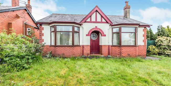 Asking Price £165,000, 3 Bedroom Detached Bungalow For Sale in Chorley, PR7