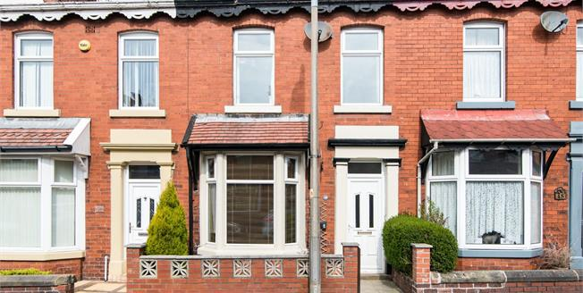 Offers in excess of £100,000, 3 Bedroom Terraced House For Sale in Chorley, PR7