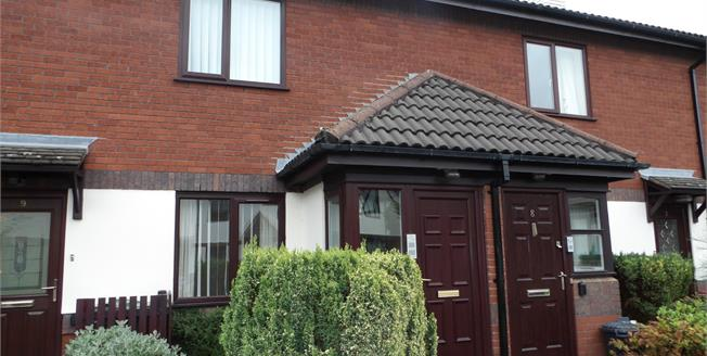 Offers Over £130,000, 2 Bedroom Flat For Sale in Chorley, PR7