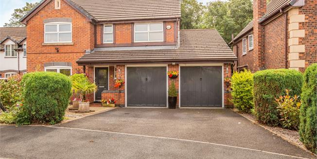 Asking Price £369,950, 4 Bedroom Detached House For Sale in Euxton, PR7