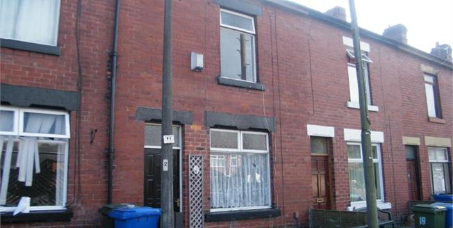 Offers Over £65,000, 2 Bedroom Terraced House For Sale in Chorley, PR6
