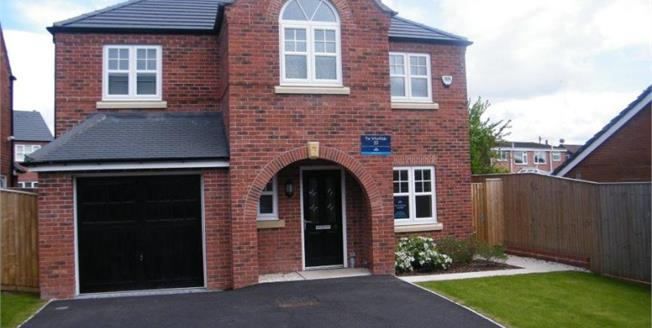 £285,750, 4 Bedroom Detached House For Sale in Coppull, PR7