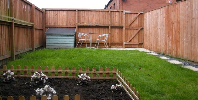 Offers Over £135,000, 3 Bedroom Terraced House For Sale in Chorley, PR7