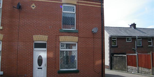 Offers Over £70,000, 2 Bedroom End of Terrace House For Sale in Chorley, PR6