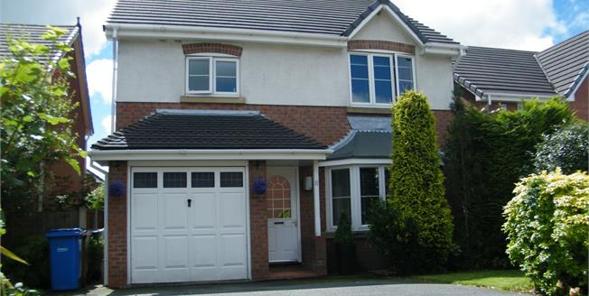 Offers Over £260,000, 4 Bedroom Detached House For Sale in Whittle-le-Woods, PR6